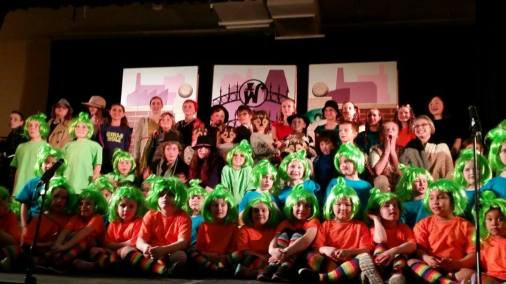 willy wonka full cast