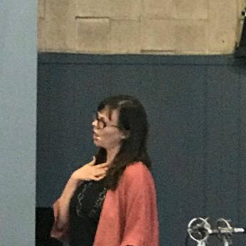 pink shirt preaching