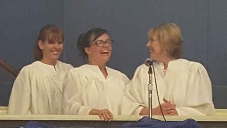 sherry baptism